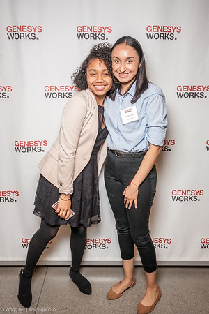Genesys Works | Step and Repeat | 10.11.17