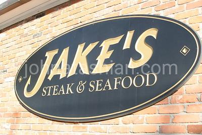 Santa Claus at Jakes Seafood & Steak - November 24, 2006
