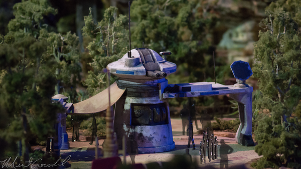 Disneyland Resort, Disneyland, Star Wars, Star Wars Land, Star Wars Galaxy Edge, Galaxy, Edge, D23, D23 Expo, D23 Expo 2017, Imagineering, Imagineer, Model, Display