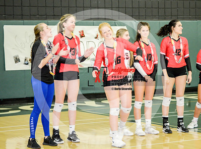 AIA Girls Volleyball 2018