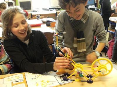 groepswerken uitvindingen