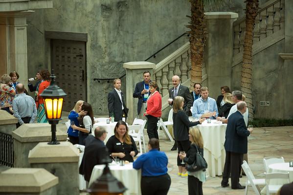 25. MBA Reception