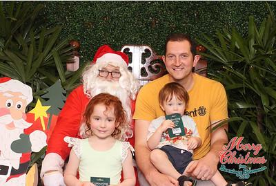 20191221 Bunnings Belconne Santa Photos