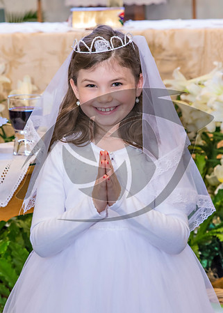 First Holy Communion at St Maximilian Kolbe 2014