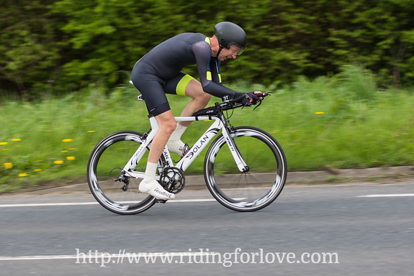 West Pennine Road Club 10 mile TT 12th May 2018