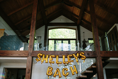 Shelley's Bach