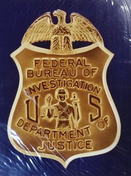 FBI Agent Florilis Davis, Retired