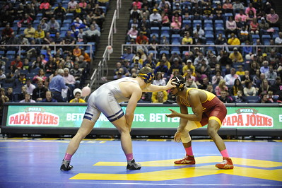 30553_WVU Wrestling vs. Iowa State