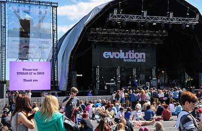 Evolution 2012