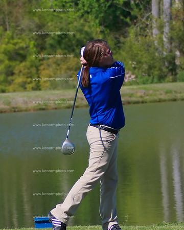West/East Bladen golf 4/7/11