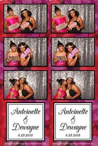 Antoinette & Dewayne