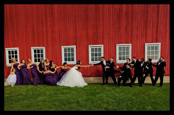 Erin Wolowic & Danny Scheck Wedding Gallery