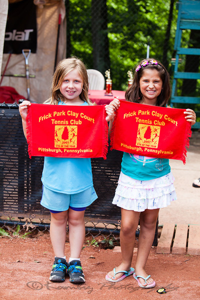 2013 - USTA Frick Park Red Clay Junior Open