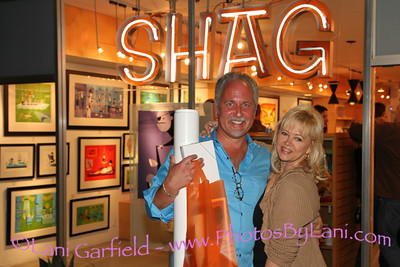 """Shag Gallery Release Party for """"Palm Springs After Noon"""", November 19, 2011"""
