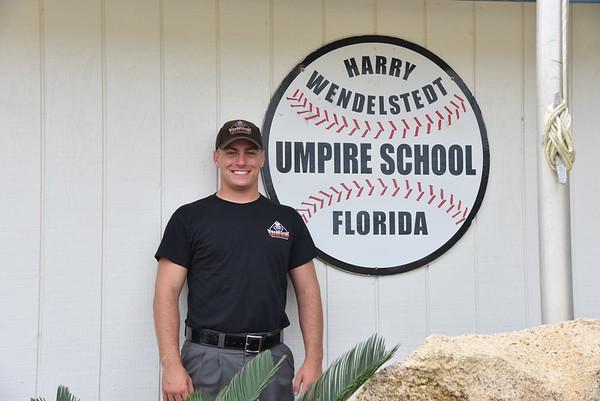 2019 Wendelstedt Umpire School