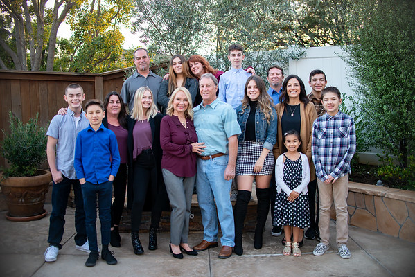 Gloria & Family