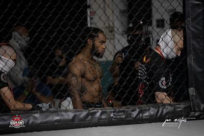 Brandon Holloway vs Cory Peterson