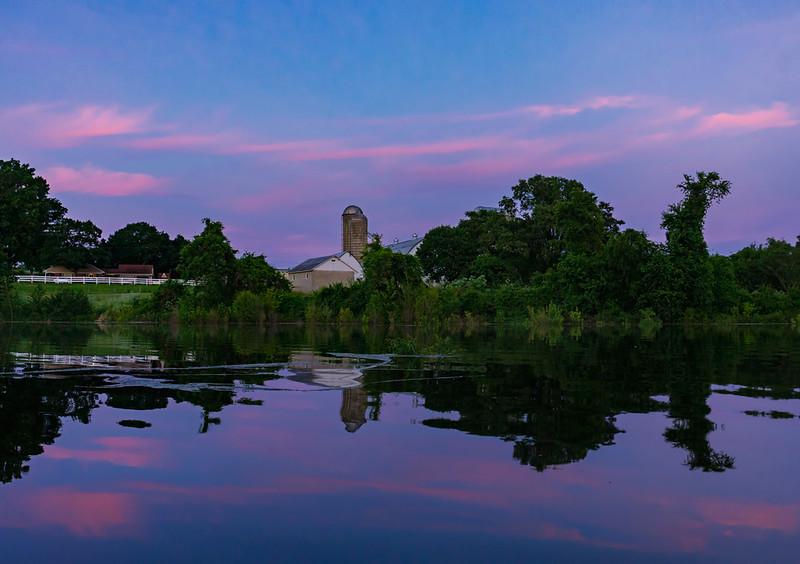speedwell forge - sunset farm reflection (p).jpg