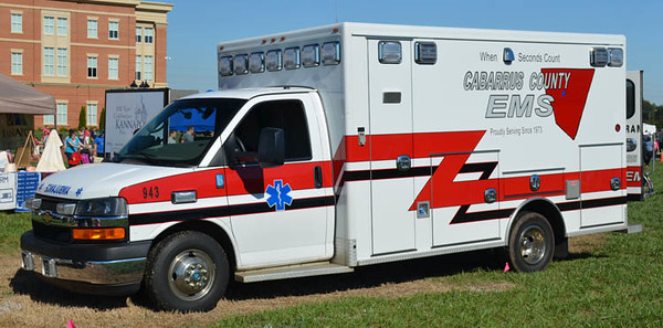 Cabarrus County EMS