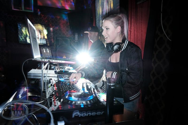 DJ Amy Robbins @The Churchward Pub