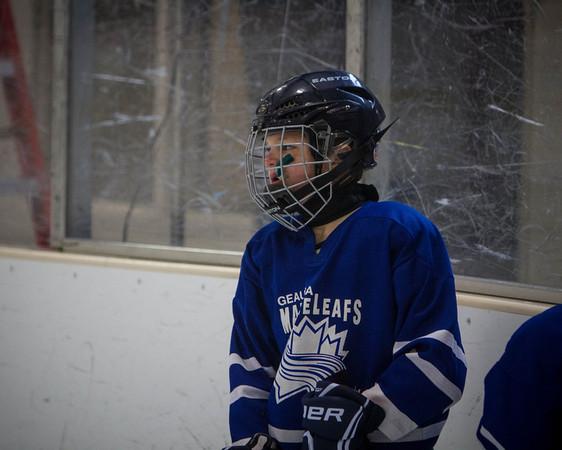 Geagua Maple Leafs - Ian Ludewig
