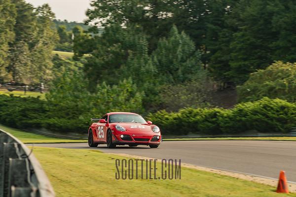 Porsche Red #25 Spec