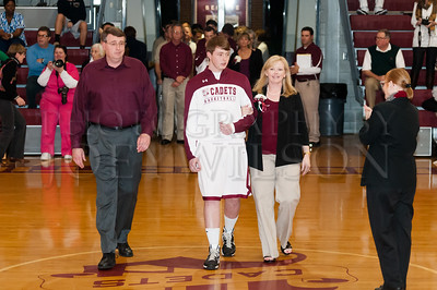 BC Spring Senior Night - 2/7/2012
