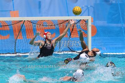 Women's Water Polo 2015
