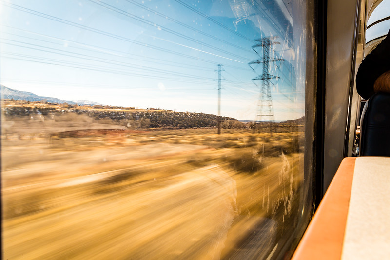 The California Zephyr: Views From a Train