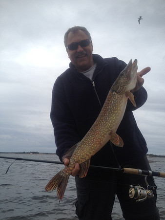 2015/2014/2013/2012 Fishing Season - General Pictures, Great Fun and Beautiful scenery!