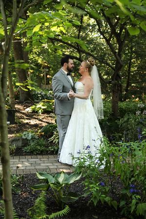 Michelle + Adam: A beautiful Avon Gardens Wedding