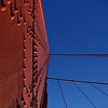 Support wall - Golden Gate Bridge, San Francisco, CA