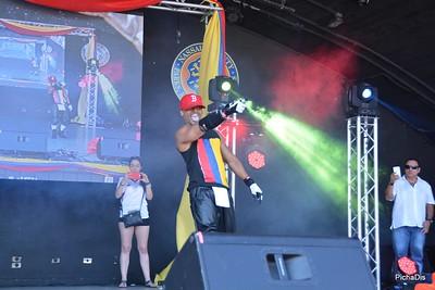 Colombian Festival - July 9,2017