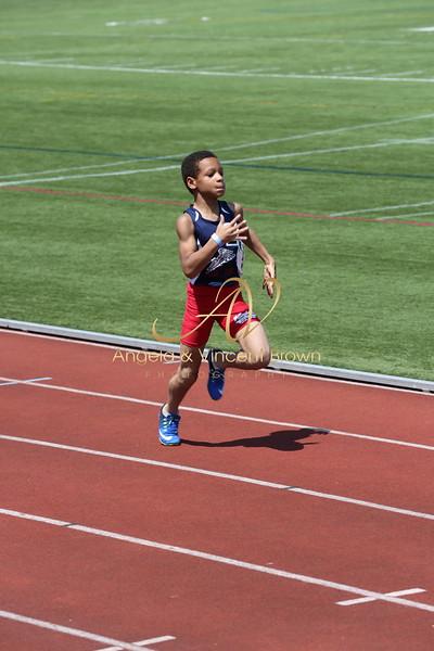 2017 AAU DistQual: 10 Boys 100m