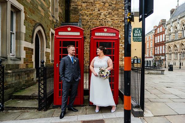 Amy & Kenny Micro Wedding