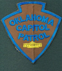 Oklahoma Capitol Police