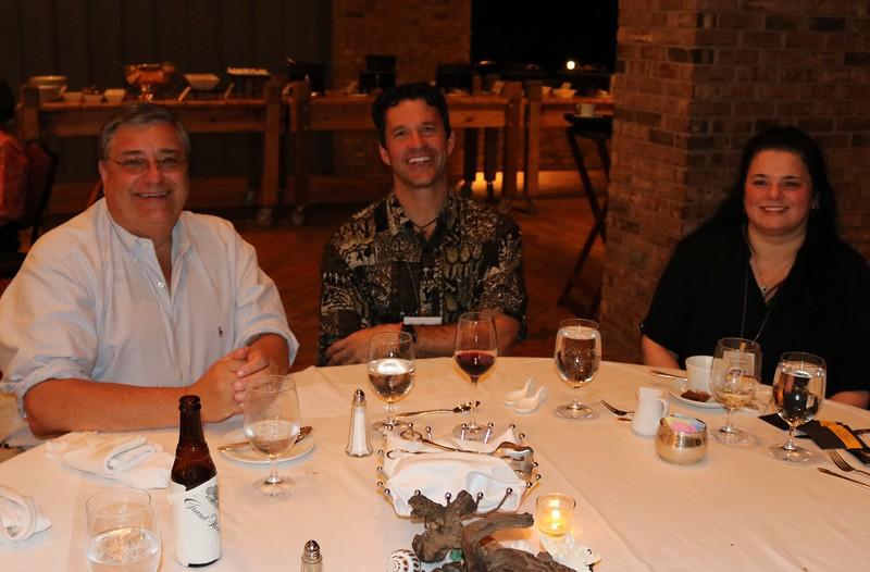 Mike Quint, Chris Nyarady, Ava Caridad