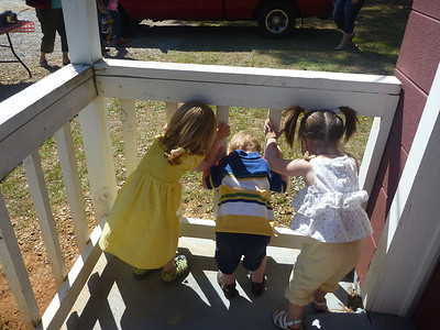 04-14 - Everett's Music Barn with the Honerkamps - Suwanee, GA