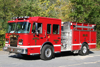 Pepperell Fire Dept
