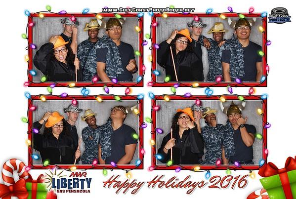 MWR Liberty Corry Christmas Photo Booth 2016