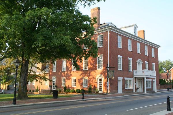 Historic Rogersville Buildings