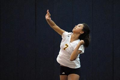PCA JV Gold Volleyball vs Dallas Christian 2007