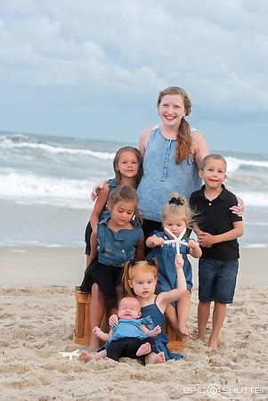 Hatteras Family Vacation, Avon, North Carolina, Cape Hatteras Photographers, Hatteras Island Photographers, Avon, North Carolina, Family Portraits, OBX Family Vacation Photos, OBX Photographers, Epic Shutter Photography, Outer Banks Photographers