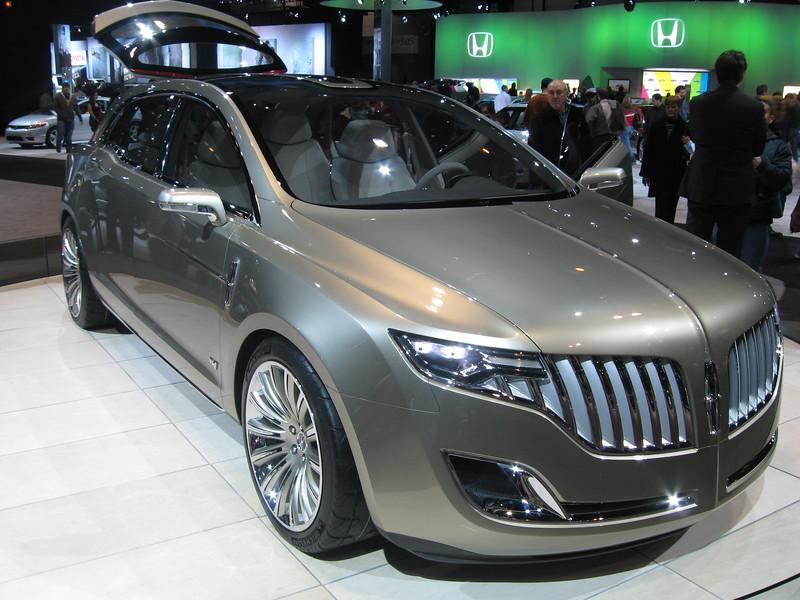 Concept car: Lincoln MKT