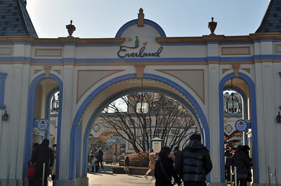 Everland Resort - South Korea
