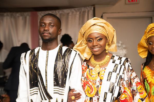Tassia and Musa Wedding