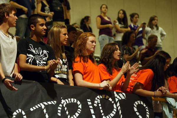 CHS Pep Rally Oct 21, 2011
