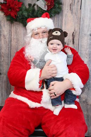 2015 Santa at Imaginations