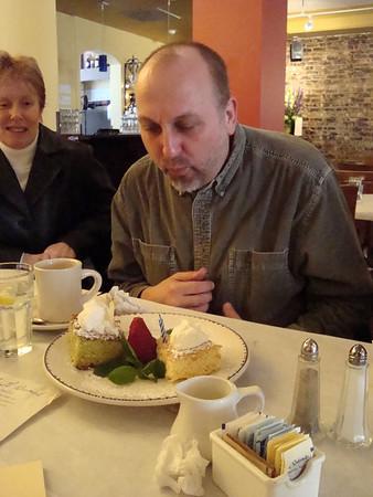Bill's Birthday - 3-27-2010
