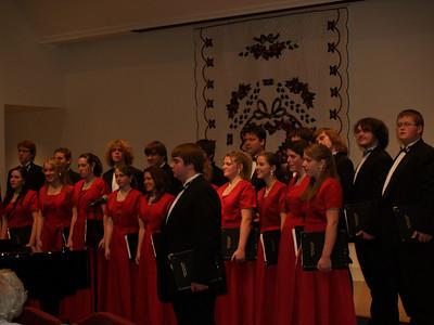QCHS Choirs (Trudy, Lydia, Seth)